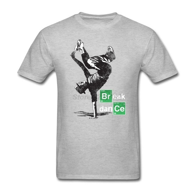 Weird B-BOY Breaking T-Shirt
